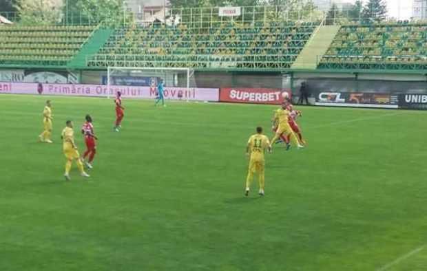 CS Mioveni - 0-0 acasă cu Hermanstadt în meciul de baraj pentru promovarea în Liga I 3