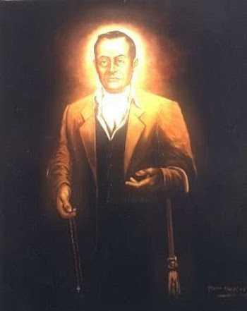 Fericitul Cefelino Jimenez Malla, zis El Pele, primul țigan beatificat