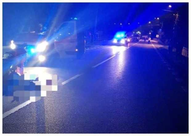 Accident mortal pe DN 7, la limita dintre Drăganu și Bascov 4