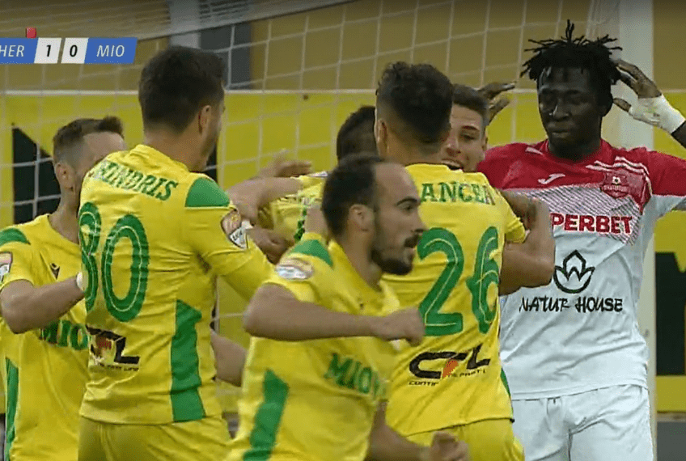 CS Mioveni a promovat în Liga 1 după ce a învins FC Hermannstadt cu scorul de 2-1 5