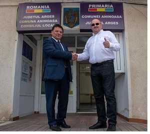 Marius Manole și-a depus candidatura pentru funcția de primar al comunei Aninoasa 5
