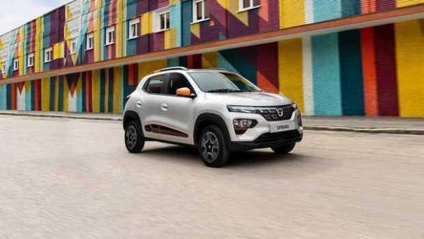 Dacia a dat startul comenzilor Spring. Prima livrare, în octombrie 5