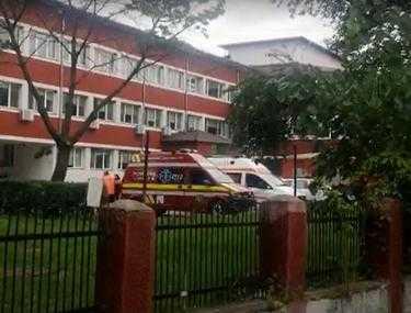 Incendiu la Spitalul de Boli Cronice din Călinești. Peste 30 de pacienți au fost evacuați 5