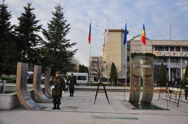 Primarul Ion Georgescu, mesaj de Ziua Eroilor 5