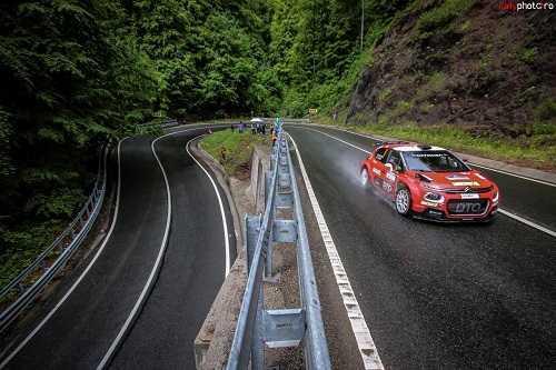 DTO Rally a concurat weekendul trecut pe probele Raliului Maramureșului 3