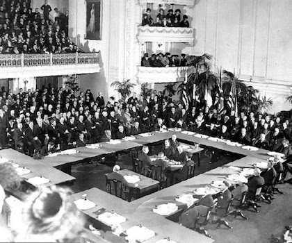 Semnarea Tratatului de la Trianon