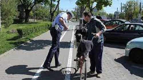 Siguranța bicicliștilor– grija polițiștilor argeșeni 4