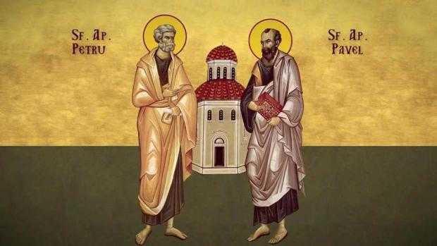 Când începe Postul Sfinților Petru și Pavel 5