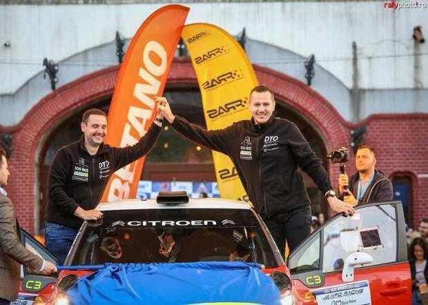 Maramureș cu ploaie și mulți fani pentru DTO Rally 5