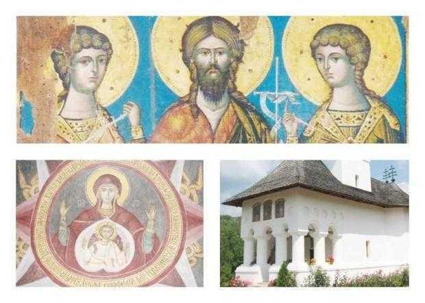SCHITUL BRĂTĂȘEȘTI - poarta spre divinitate din inima comunei Albeștii de Argeș 1