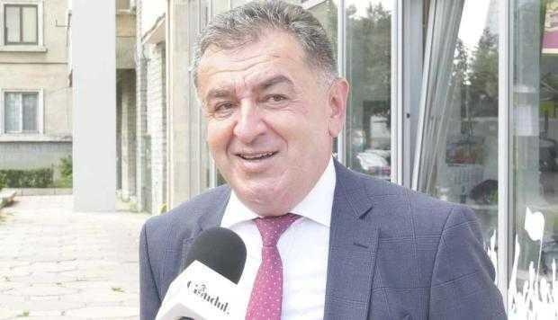 Cristian Gentea, primarul municipiului Pitești