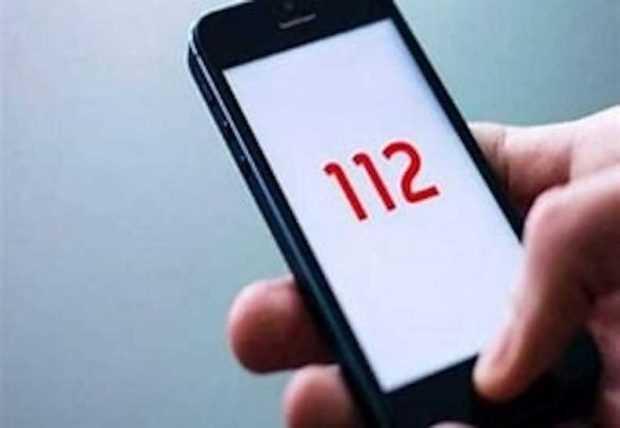 Apel la 112