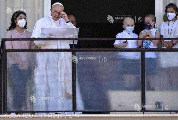 Papa Francisc dupa operatie - spital