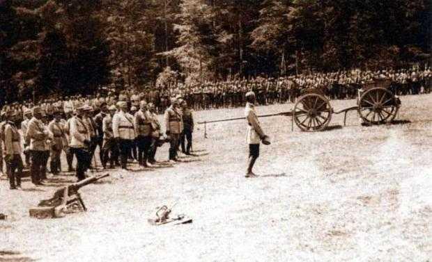 Bătălia de la Mărășești