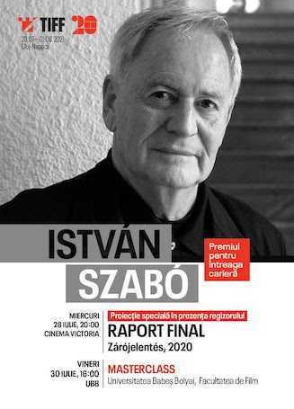 Istvan Szabo, regizorul maghiar
