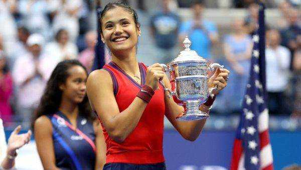 Emma Raducanu, noua campioana de la US Open