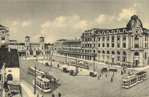 Gara de Nord din Bucuresti